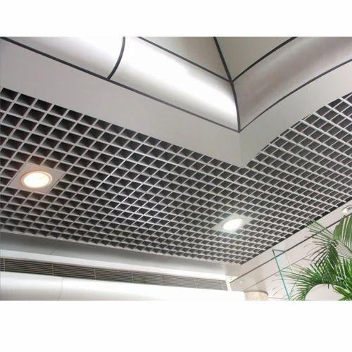 Aluminum False Ceiling