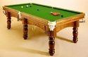 Pool Table In Aramith Ball Set