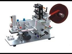Flat Containers Label Applicator