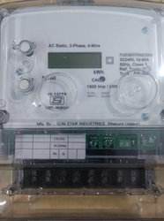 Dual Source DG Mains Meter