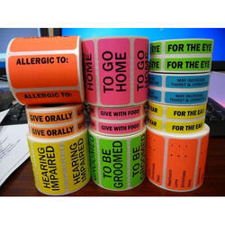 Veterinary Labels