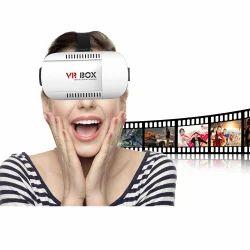 Kawachi VR Glasses Google Cardboard Virtual 3D Movie Games Gear Smartphone VR Box-K362