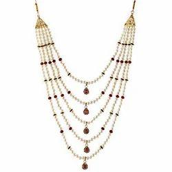 Necklace For Groom - Dulha Kanthi Mala