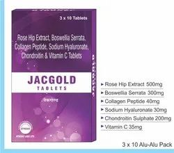 Jacgold Tablets