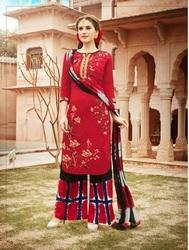 Fancy Designer Cotton Salwar Kameez Suit