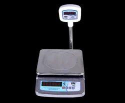 Digital Table Top Scale 30Kg 0.8 inch Green Display