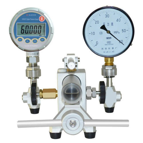 Pressure Measuring Instruments : Calibration services of measuring instruments and