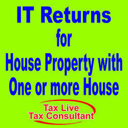IT Returns For House Property