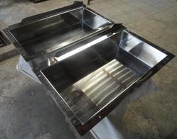 Sheet Metal Fabrication for Packaging Machinery