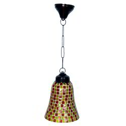 Hanging Glass Decorative Lamp