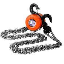 Longem Chain Pulley Block