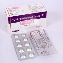Methylprednisolone 8 MG Tablet