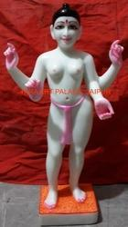 Marble Mariamman Statue