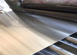 Inconel 825 UNS N08825 Sheets