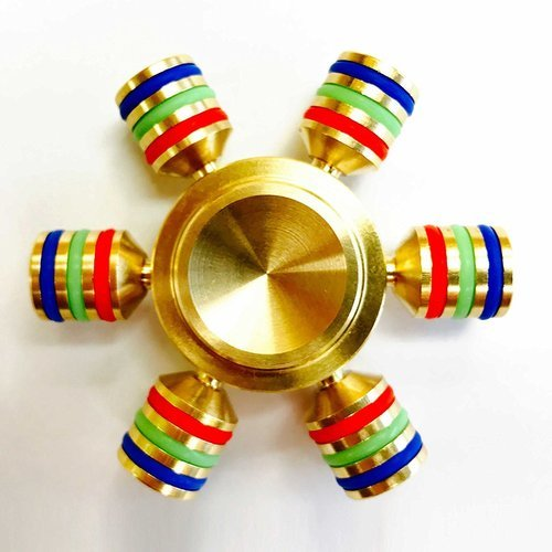 Fid Spinner 6 Legs Fid Spinner Anti Stress Relieves Anxiety