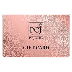 PCJ Gold Jewellery - Gift Card - Gift Voucher