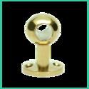 Ball Post Through - Short ( Brass)