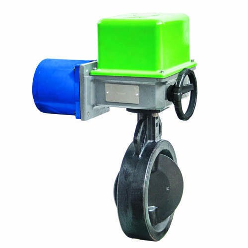 Motorized MOV Electrical Actuator