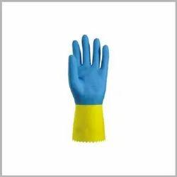 Stick Grip Safety Hand Gloves