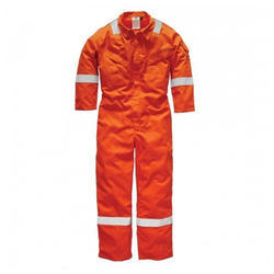 Pyrovatex Flame Retardant Coveralls