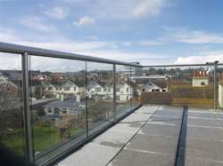 Stainless Steel Balcony Railing for Home