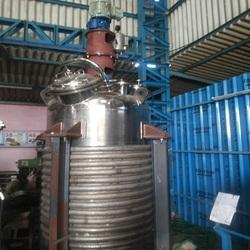 industrial reactors stainless steel chemical reactor manufacturer