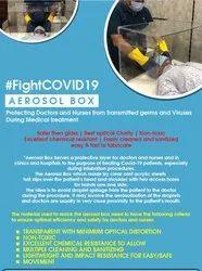 Acrylic Aerosol Box