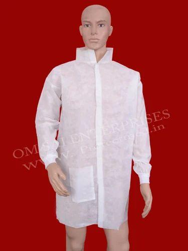Disposable Lab Coat