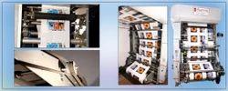 Stack Flexo Printing Machine