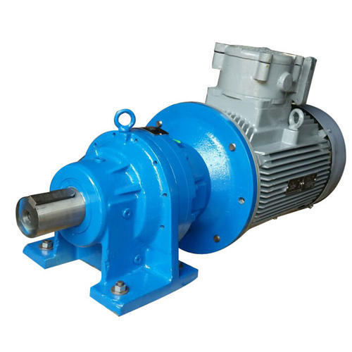 Helical Geared Motors - Gear Boxes - Helical Geared Motor Manufacturer from Mumbai