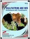 Sulfadiazine with Trimethoprim Powder