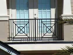 Balcony Design Railing