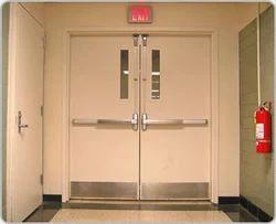 Fire Retardant Door ( Wooden Metal Steel )