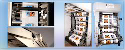 Super High Speed Stack Type Flexo Printing Machine