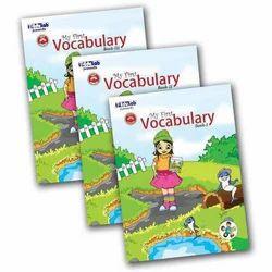 Vocabulary Talking Book