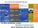 Accomodative Intraocular Lens