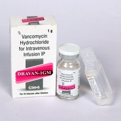 Vancomycin Hydrochloride Injection