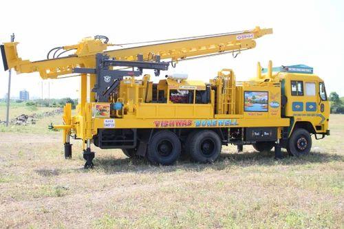 Vaibhav Engineering - Manufacturer of Waterwell Drilling Machine