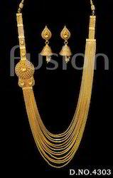 Antique Traditional Designer Necklace Set