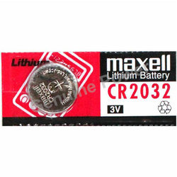Maxell CR2032 Lithium Coin Cell Batteries