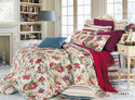 Crispin Bed Sheet Rosepetal