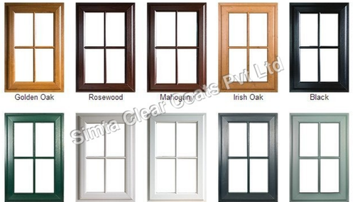 Upvc Door And WIndows - Color Window Profiles Manufacturer from ...