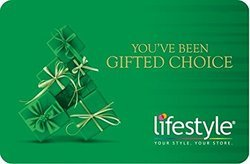 Lifestyle - Gift Card/Gift Voucher