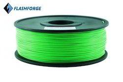 Flashforge Original Green PLA 1.75 3D Printer Filament