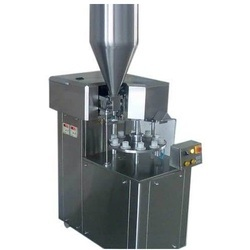 Laminated Tube Filling Machine