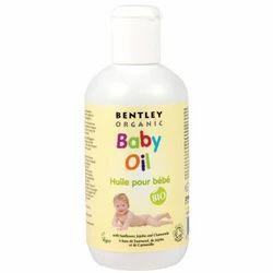 Organic Baby Hair Oil