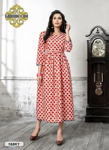 ac364b18e8 Cotton Kurti - Designer Casual Kurti Manufacturer from Surat
