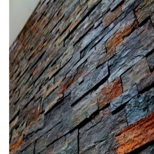 3D Rustic Wall Stone Cladding