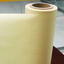 Yellow Glassine Release Paper