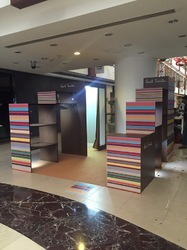 Mall Activation Customized Stall Fabrication